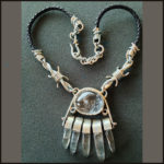 Bear Claw Necklace:  UNTAMED